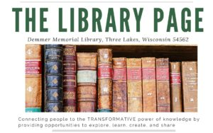 The Library Page – March