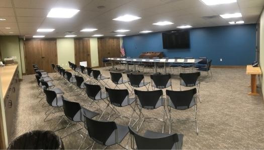 Tamarack Meeting Room - Empty
